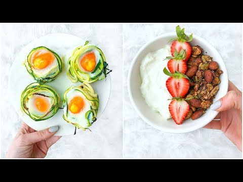Healthy Breakfast Recipes That You Need To Try! Easy And Quick!