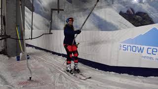 Ski Mojo Demonstrated by Chemmy Alcott
