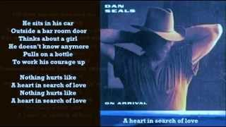 Watch Dan Seals A Heart In Search Of Love video