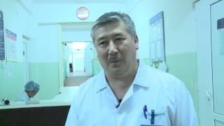 Врачи Национального госпиталя ко дню медицинского работника 2