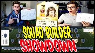 fifa 17 90 legende puyol squad builder showdown vs realfifa ultimate team deutsch
