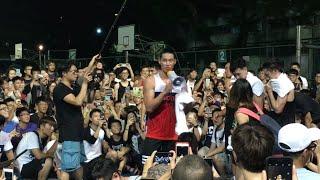 Jeremy Lin in Taipei, Taiwan