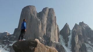 Mount Asgard Baffin Island - Steve Backshall