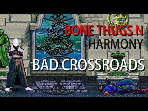 Bone Thugs n Harmony vs Eternal Champions - Bad Crossroads Remix