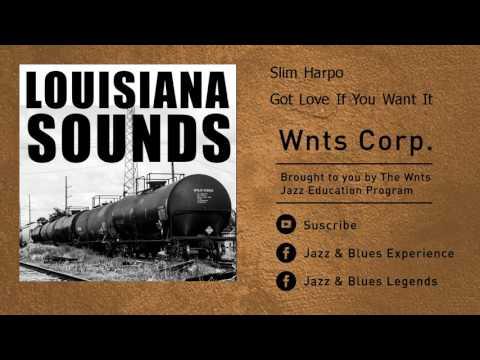 Slim Harpo - Got Love If You Want It