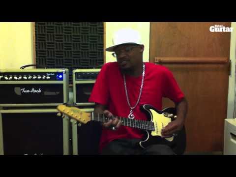 Guitar Lesson: Eric Gales - I-IV-V Progressions (TG252)