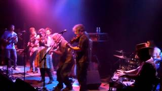 The Drunken Hearts-Swing Town 5/9/15 The Fox Theater-Boulder, CO