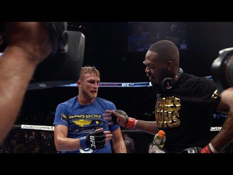 Бой Джонс Vs Густафссон 1 включен в зал славы UFC