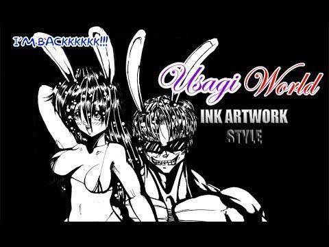 Usagi World Lily-Chan e Maromba Artwork! (proibido pra menores de 16 anos)