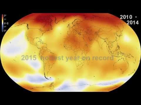 Global warming and human extinction 2030 - 2100