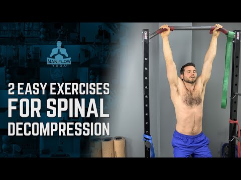 Compressed Spine? 2 Easy Ways to Fix (AND REDUCE BACK PAIN)