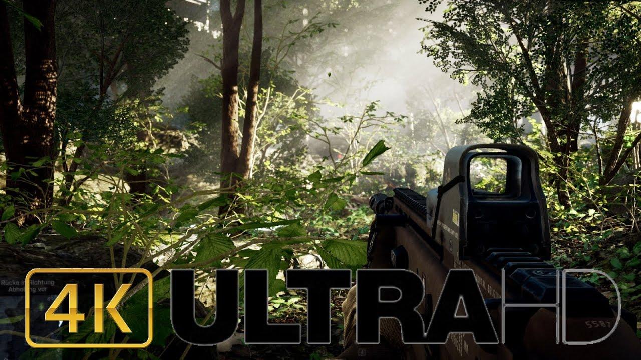Battlefield 4 4k Uhd 3840x2160 Nature Mrgv