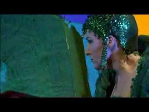 Diana Damrau Aria Reina de la noche La Flauta Mágica Mozart