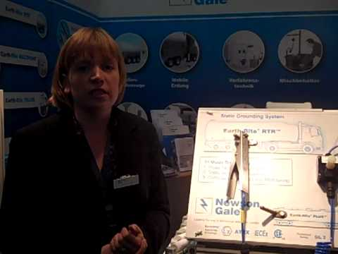 Newson Gale at StocExpo 2010