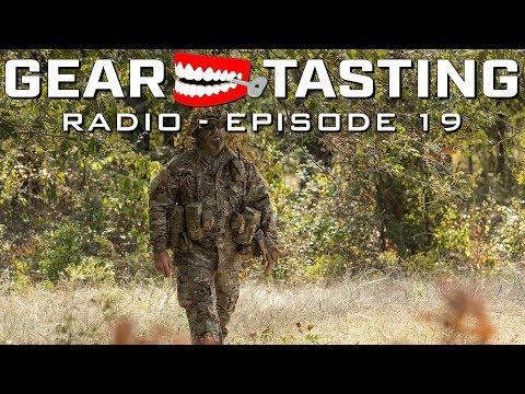 The Basics of Camouflage - Gear Tasting Radio 19