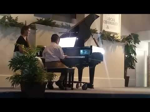 Oscar performing Carman Adventist school May 6th