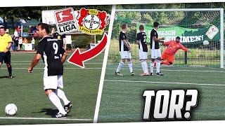 EX BUNDESLIGA Profi vs Amateurfussballer! Krasses Spiel ft 15 Tore, Traumtore & mehr! PMTV