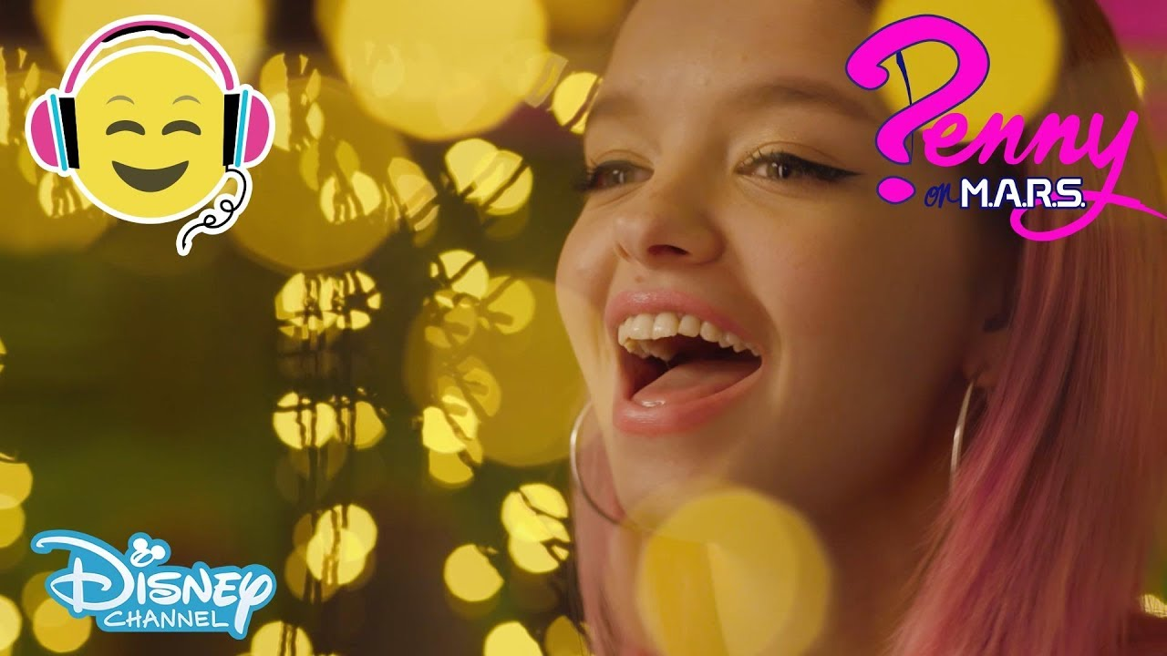 Penny on M A R S | So Sure - Music Video 🎧| Official Disney Channel UK