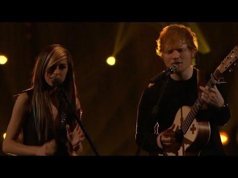 Ed Sheeran & Christina Grimmie
