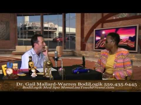 Dr. Gail Mallard-Warren talks about the Mona Lisa Touch on the Central Valley Buzz