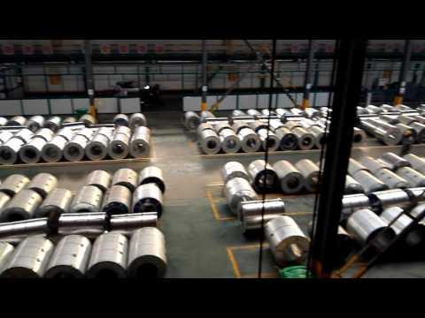 Завод Fuhai, линия по производству полимерки PPGI (J.X.Y. Group)_часть 3
