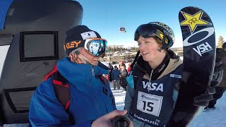 Joss Christensen - 2016 Mammoth Grand Prix Slopestyle Champion
