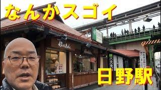 なんかスゴイ日野駅