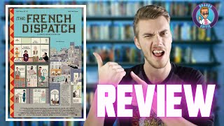 The French Dispatch (2021) - Movie Review