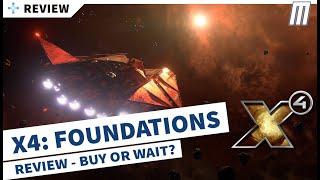 X4: Foundations - REVIEW - 6 Minutes, no blah blah