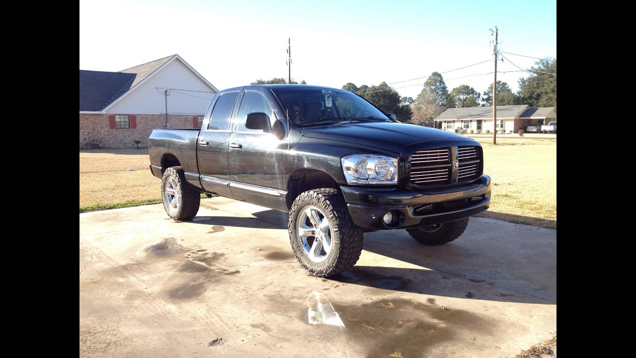 My 2006 Dodge Ram 1500 Slt Hemi Update Vid Youtube