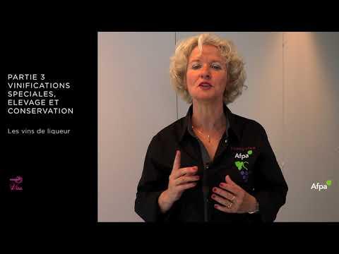 UA3 - Vidéo 7 - Le vin de liqueur