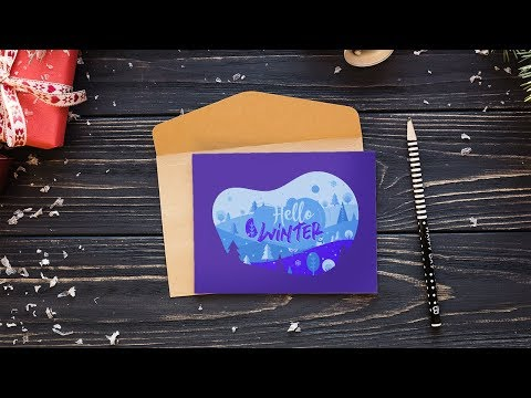 graphic-design:-create-a-winter-postcard-(beginner)-|-freepik