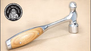 1930's Antique Screwdriver & Oldtimer Hammer - Perfect Restoration