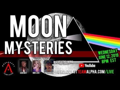 MOON MYSTERIES - BTA WEEKLY