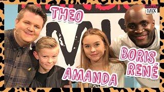 Random Mix med Theozzzz och Amanda Edmundsson