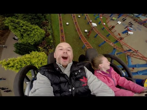 Alton Towers on a GoPro
