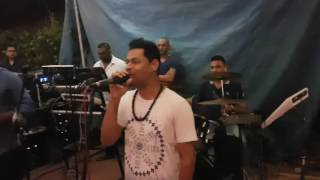 Download Amit Sewgolam ft The Eagles Suriname - Ta Na Na Na LIVE(Houttuinweg) MP3 song and Music Video