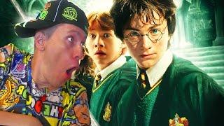 Гарри Поттер и Новый год РЕАКЦИЯ