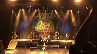 Anthrax-For All Kings Concert Los Angeles April 22 2017