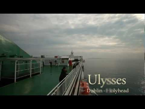 Irish Ferries - Onboard 'Ulysses' - Holyhead to Dublin
