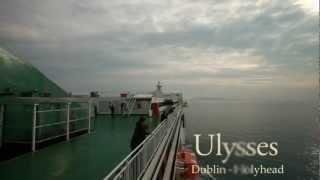 Irish Ferries - Onboard 'Ulysses' - Holyhead to Dublin