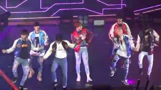 got7 fly in chicago just right