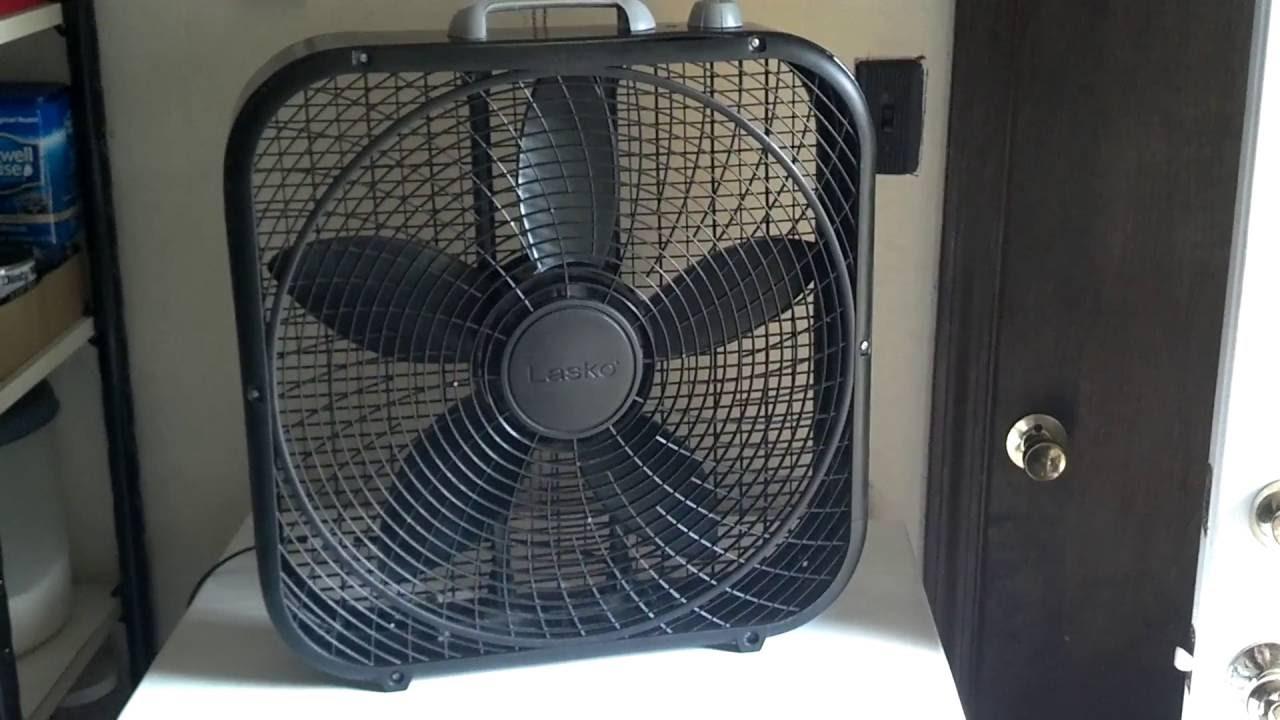 lasko model b20301 black box fan