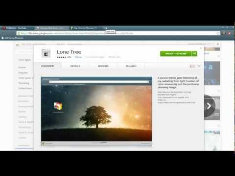 10 Cool Google Chrome Themes