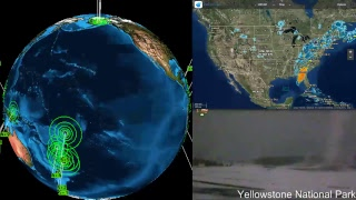 Our World News (Volcanoes, Earthquakes, Space, Politics ect....)