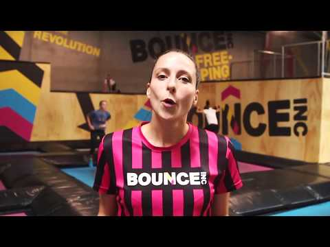 BOUNCE Australia: The Best Birthday Parties Are Here!