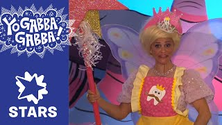 Amy Sedaris - Tooth Fairy Song - Yo Gabba Gabba!