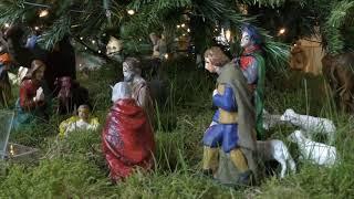 Kerststaltentoonstelling in Giesbeek