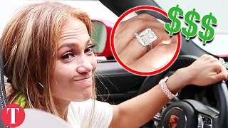 15 Most Expensive Gifts Men Bought For Jennifer Lopez