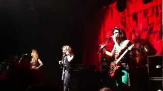 Steel Panther - Just talking @ Rockefeller - Oslo - Norway - 13.03.2012
